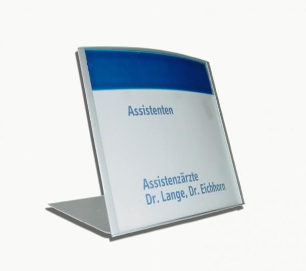Tischaufsteller | System Zenit | DIN A5 quer