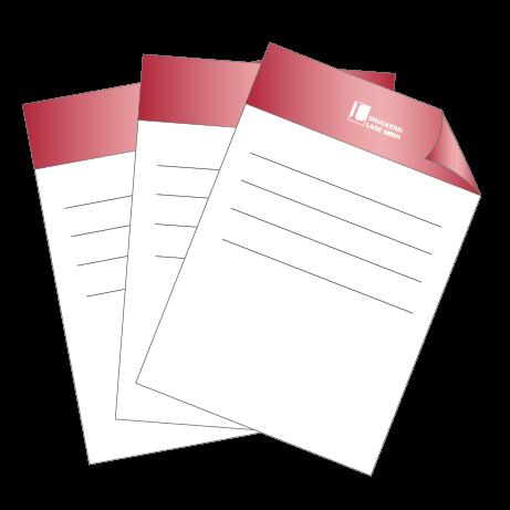 Briefpapier HKS | DIN A3 einseitig | 3/0-farbig